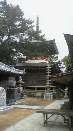 金剛福寺の塔