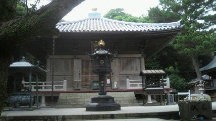 金剛福寺の大師堂
