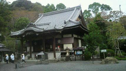 39番札所延光寺の本堂