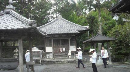 39番札所延光寺の大師堂