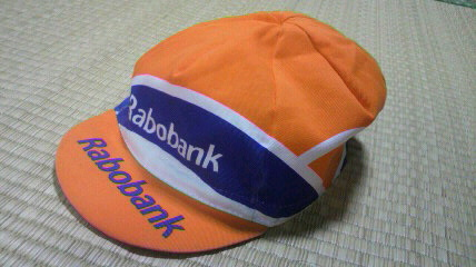 rabobankキャップ