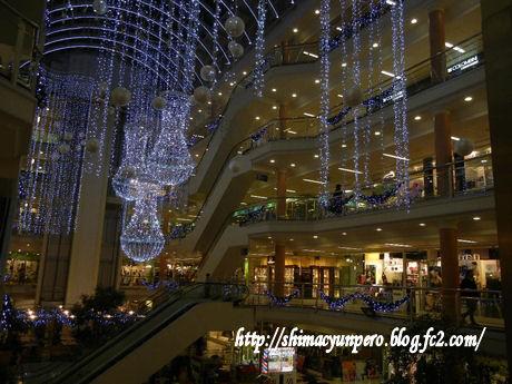 mallのillumination