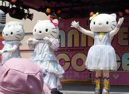 015 キティちゃんのショー12