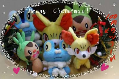 フォッコクリスマス
