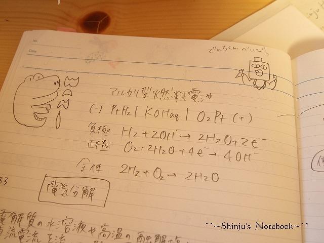 020真珠ノート