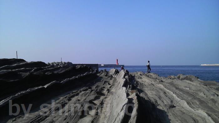 城ヶ島の西側