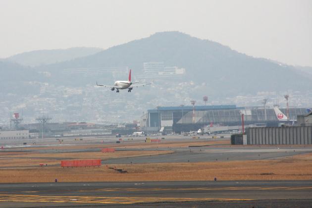 大阪空港3