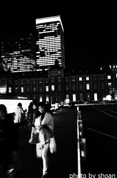 131229東京駅にて3