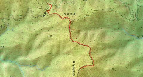 1110野谷荘司山ログ