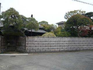 島崎藤村宅.-1