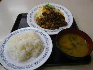 平塚市役所 焼肉ランチ