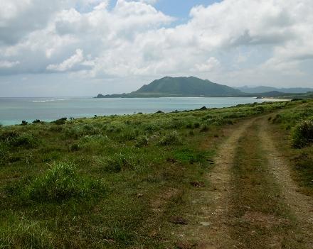 平久保の海岸