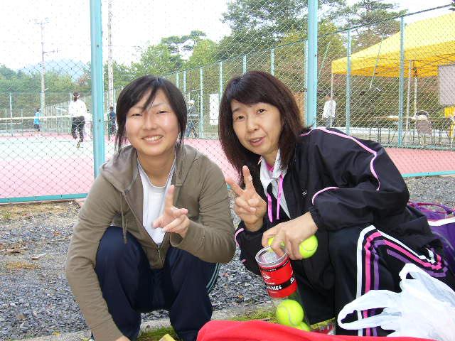 涼ちゃん&母