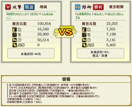 百鬼戦ログ1
