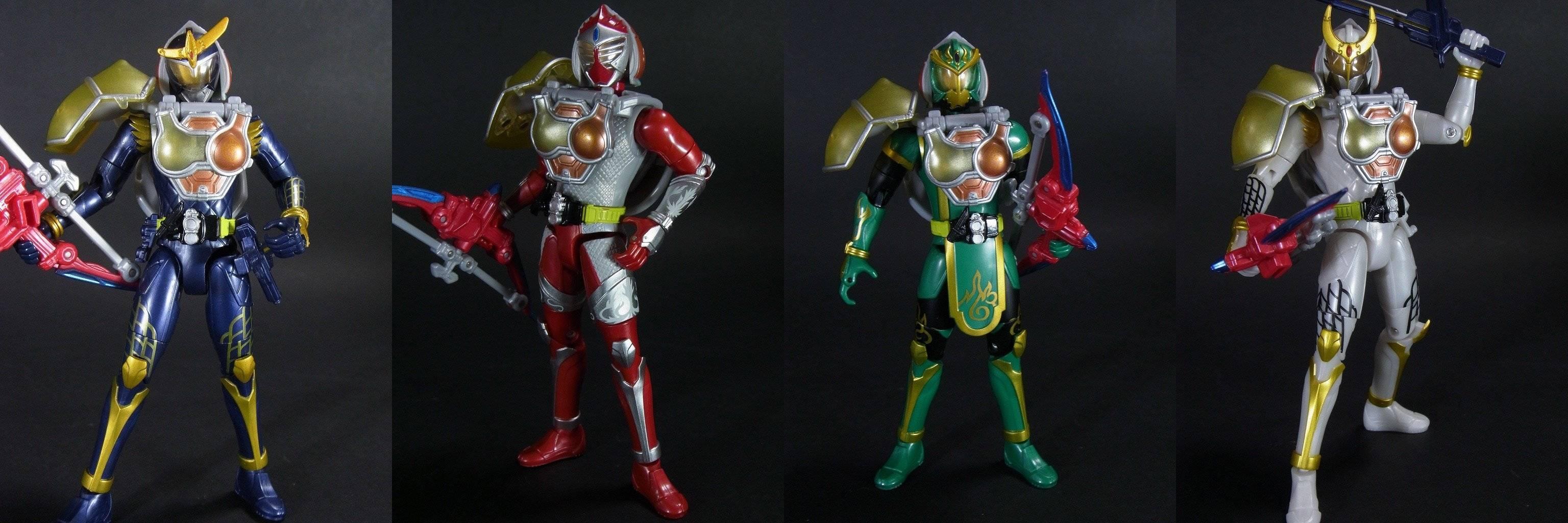 仮面ライダー鎧武ピーチエナジーアームズ