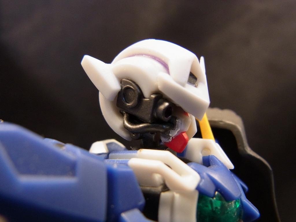 ロボット魂リペア顔