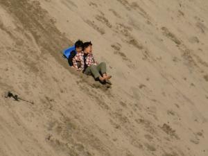 砂のスキー