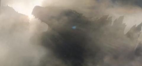 新しいハリウッド版ゴジラの姿は?