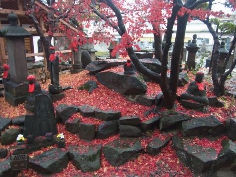 長野市にはお地蔵さんが多い?