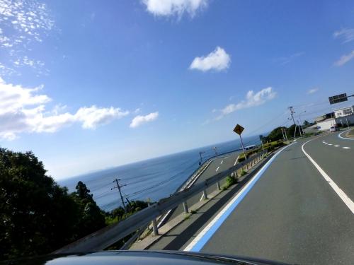 07_佐多岬の」道路