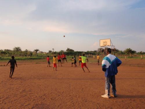 アラダ青少年バスケットボールチーム