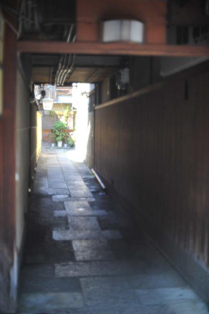 裏路地/祇園町北側