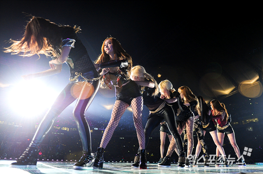 SNSD 少女時代 全員 소녀시대 2013 ドリコン 201305