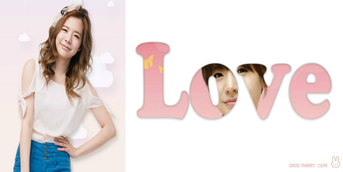 SNSD 少女時代 소녀시대 サニー Sunny Birthday 壁紙 WallPaper 加工画像
