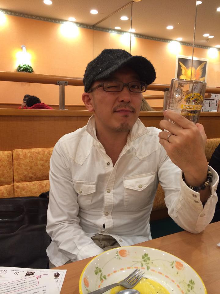 川初さん 2014/11/18