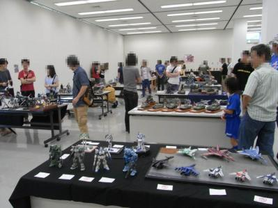 2013NIPCOM展示会会場
