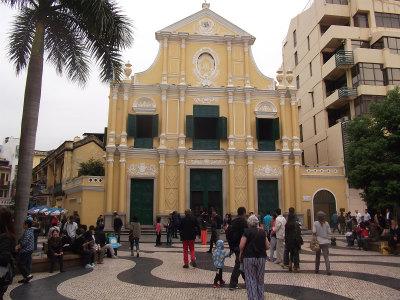 ドミニコ教会1