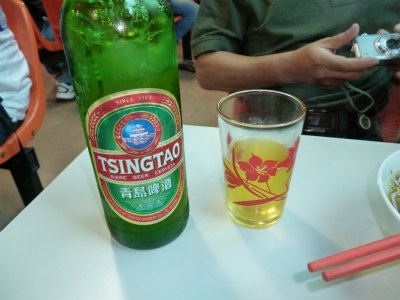 ●チンタオビール