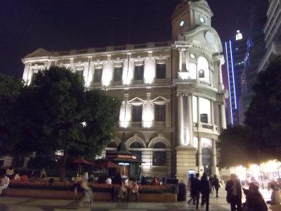夜のセナド広場2