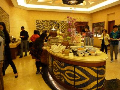 ●ホテルの朝食5
