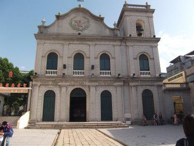 ラザロ教会1