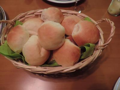 炊きたてパン