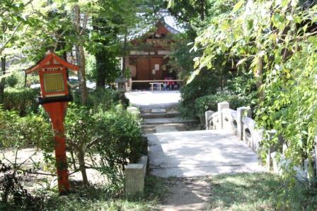 大窪寺へ_H25.10.12撮影