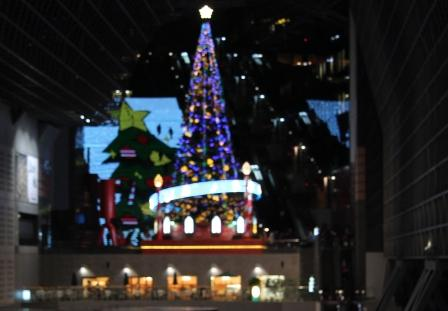Wクリスマスツリー_H25.12.10撮影
