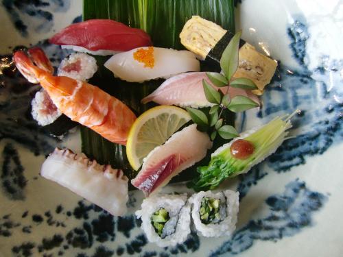 寿司ランチブログ用