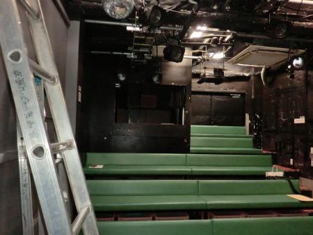 客席ゴールデン街劇場