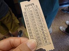 チケット制