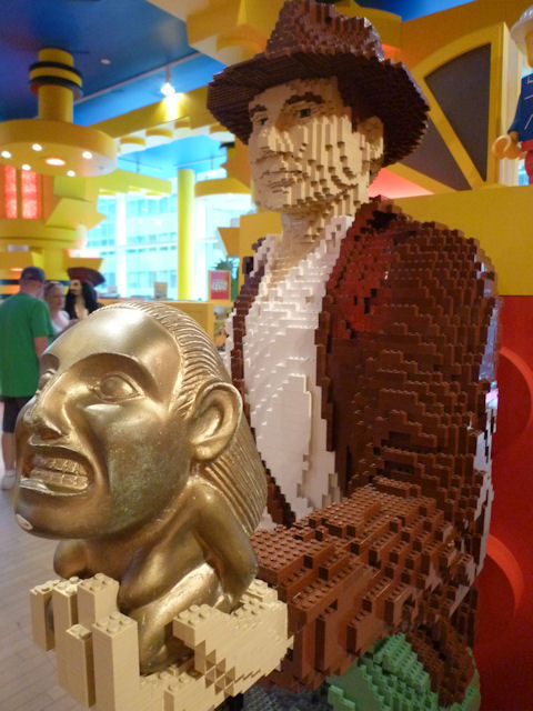 レゴの力作!