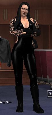 女テイカー黒