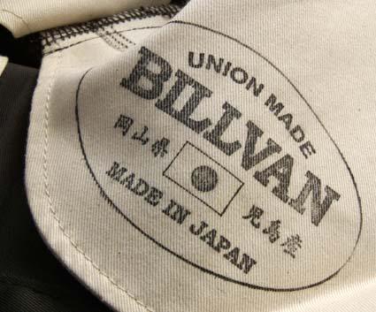 BILLVANのウエポンチノ06