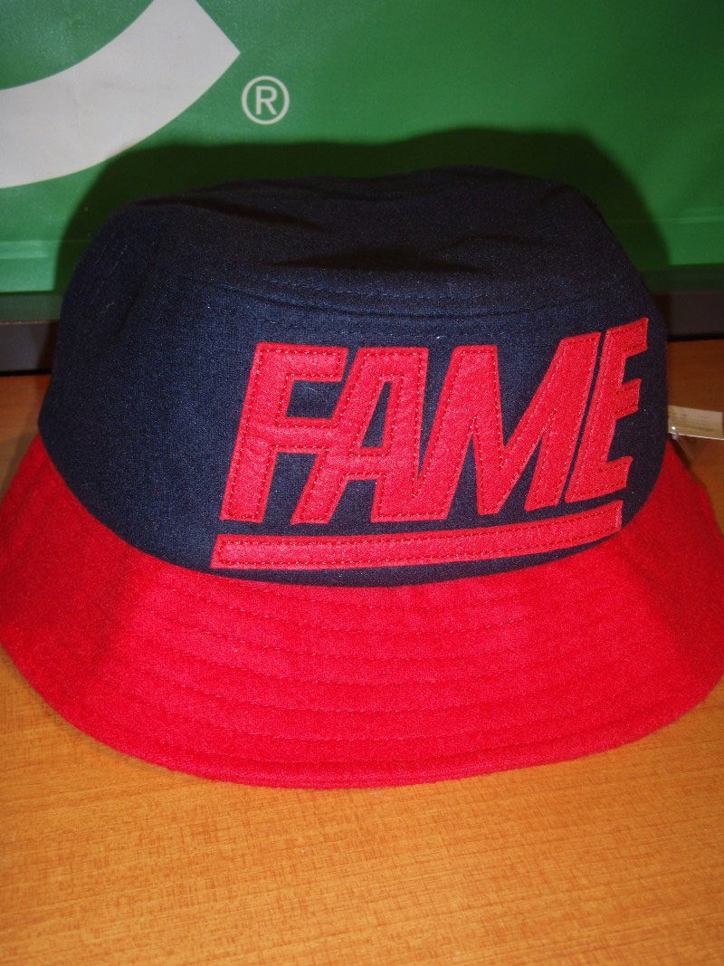 HALL OF FAME Fall 2014 Camper Bucket Hat Cap STREETWISE キャンパー キャップ ハット バケットハット ストリートワイズ 神奈川 藤沢 湘南 スケート ファッション ストリートファッション ストリートブランド