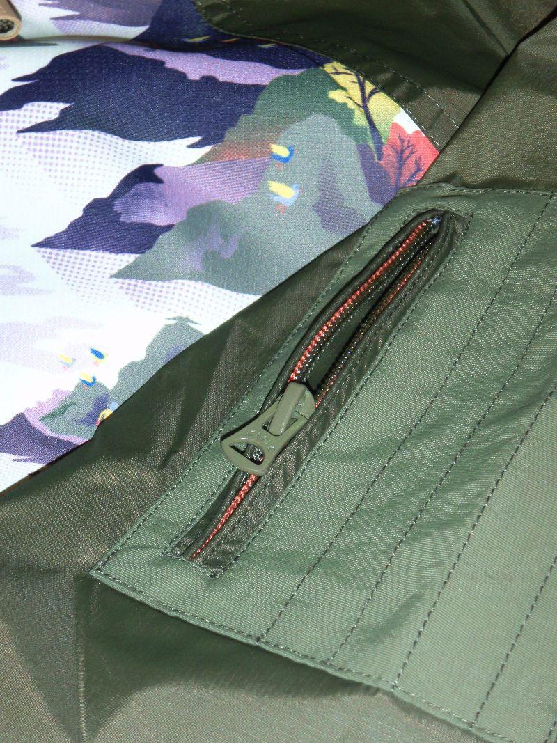 STAPLE 2014 Fall Nylon Jacket STREETWISE ジャケット ナイロンジャケット ストリートワイズ 神奈川 藤沢 湘南 スケート ファッション ストリートファッション ストリートブランド