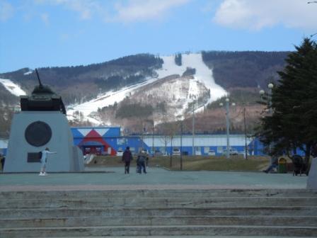 スキー場 001