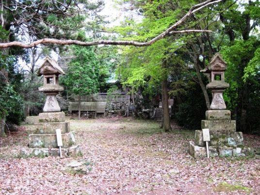 月山冨田城11