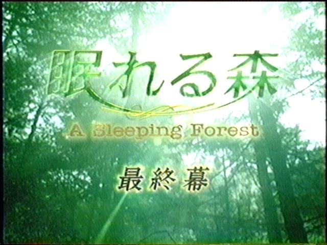 眠れる森 最終章