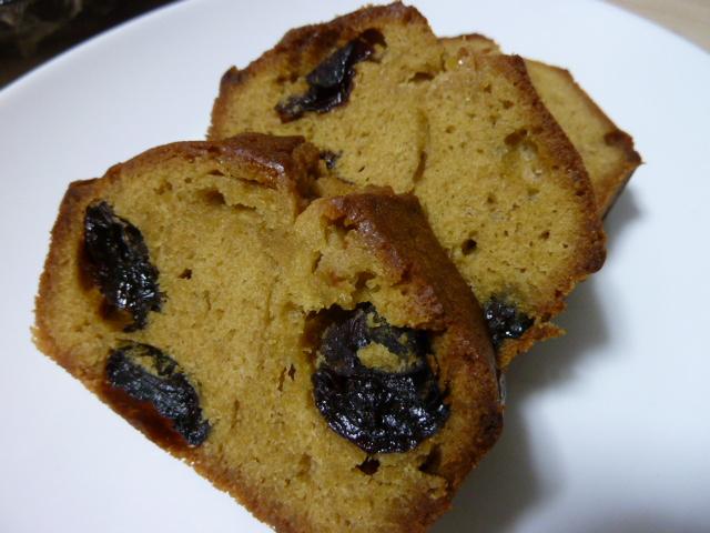 イオン糖のパウンドケーキ